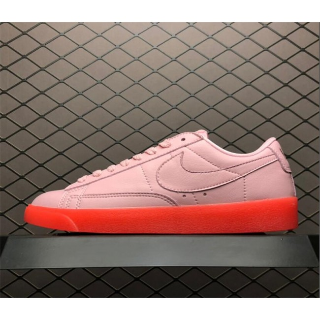 Womens Nike Blazer Low LX Pink Red AV9371-612
