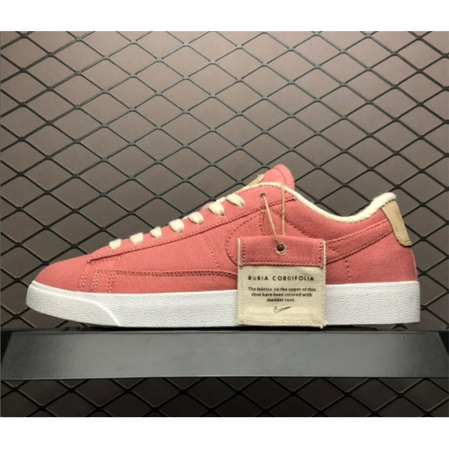 Womens Nike Blazer Low Plant Color Pack Red AV9371-600