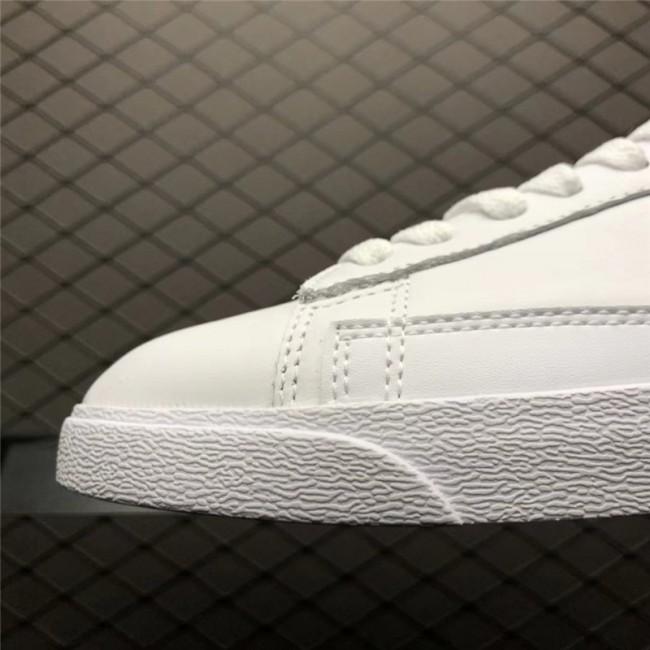 Womens Nike Blazer Low PRM White Green
