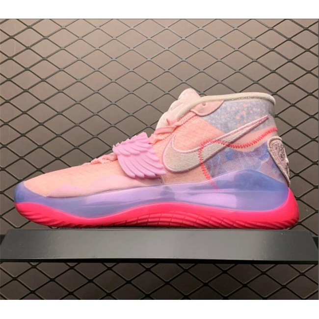 Mens Nike Zoom KD 12 EP Aunt Pearl CT2744-900