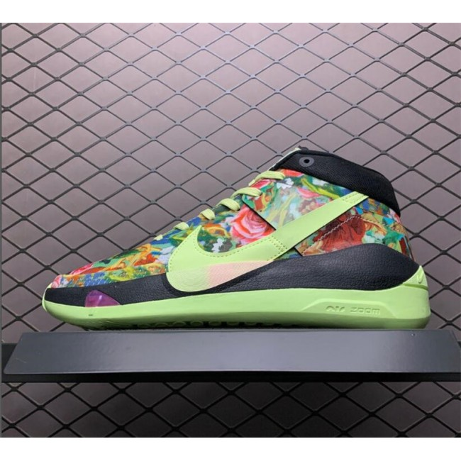 Mens NBA 2K20 x Nike KD 13 Funk Gamer Exclusive New Sale