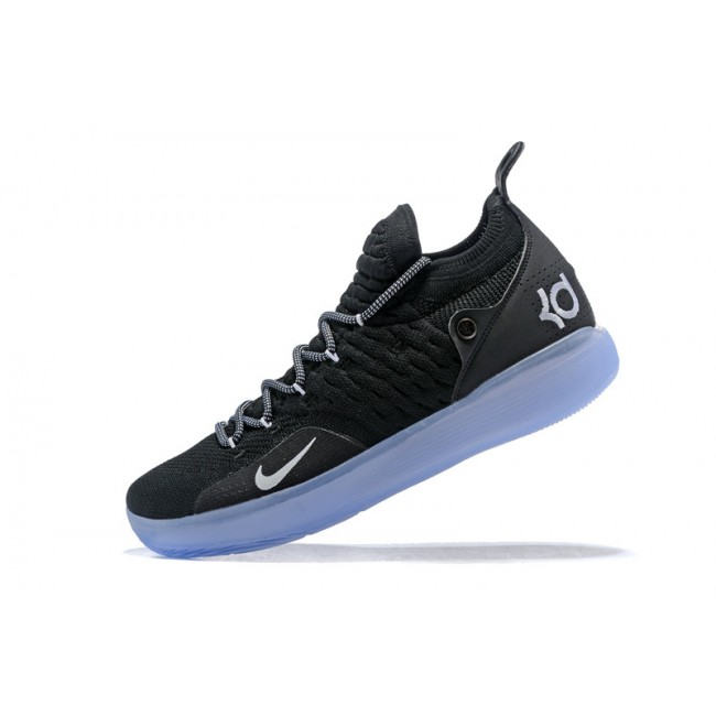 Mens New Nike KD 11 Black White Outlet