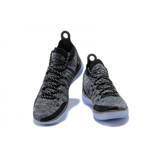 Mens Nike KD 11 EP Oreo Black Grey AO2605-004