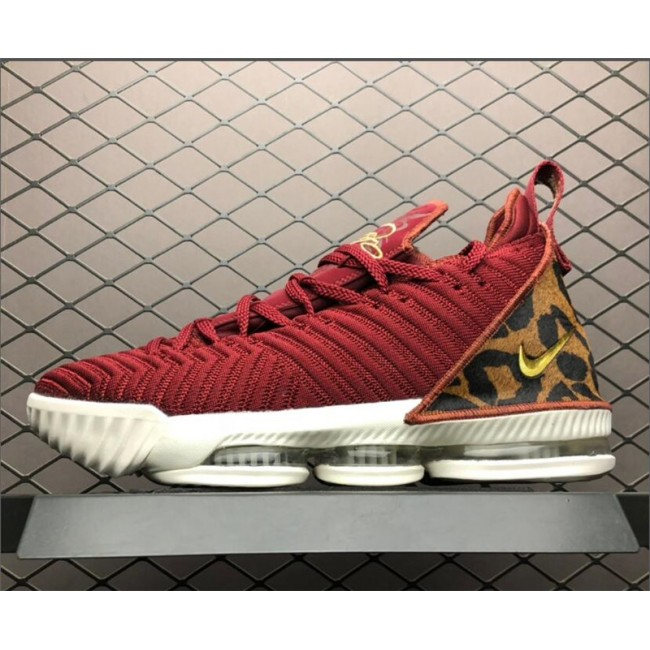 Mens LeBron Jamess Nike LeBron 16 King