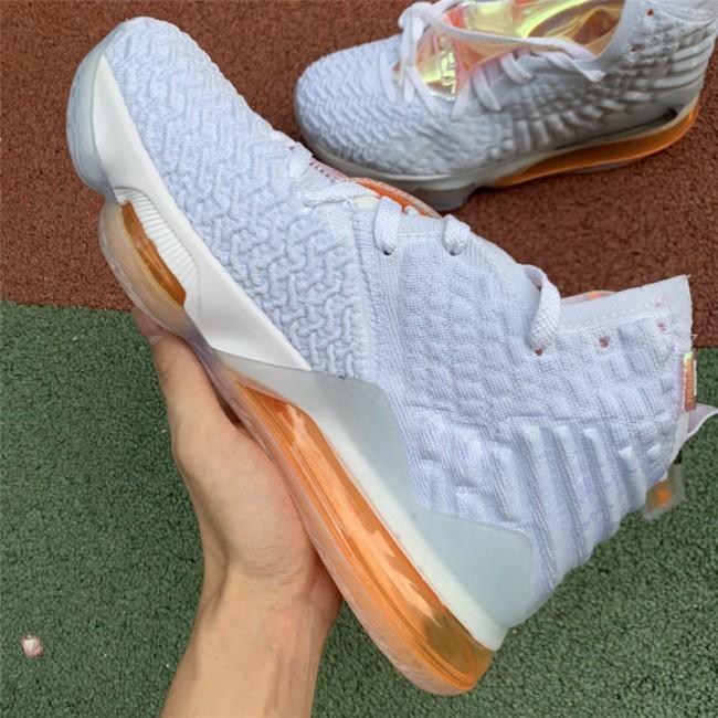 Mens Nike Shoes Nike LeBron 17 Future Air