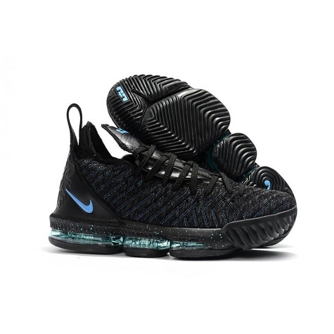 Mens Nike LeBron James 16 BHM Size