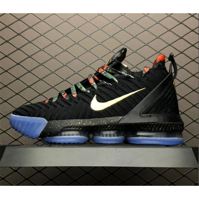 Mens Nike Lebron 16 All Star Watch the Throne James