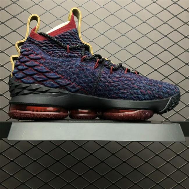 Mens Nike Lebron XV 15 EP New Heights Men Basketball Shoes