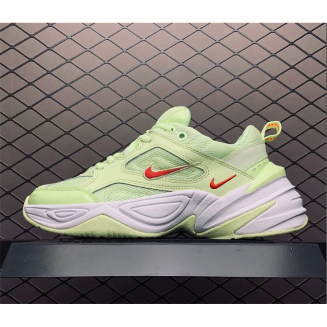 Womens Nike M2K Tekno Barely Volt On Sale