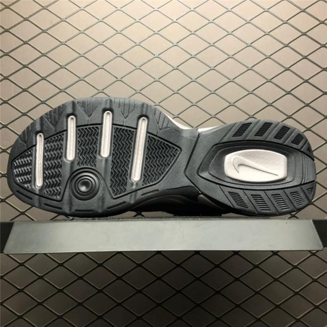 Mens Nike M2K Tekno Atmosphere Grey Dark Grey-Gunsmoke