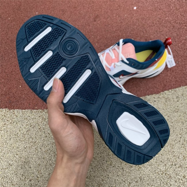 Womens Nike M2K Tekno Blue Force Women Shoes