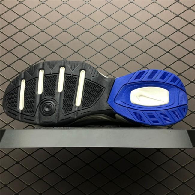 Mens Nike M2K Tekno Royal Black-Royal Blue-Volt