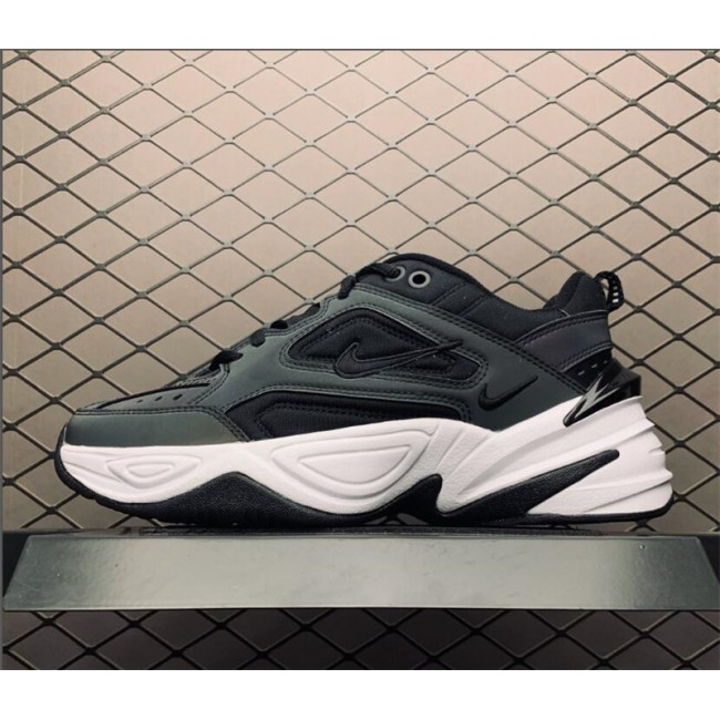 Mens/Womens Nike M2K Tekno Chameleon Black White