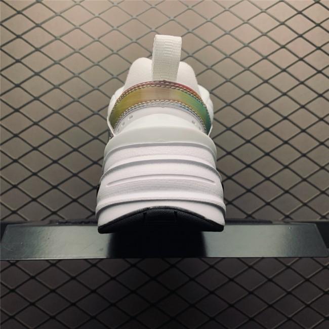 Womens Nike M2K Tekno Laser White-Colorful BV0074-018
