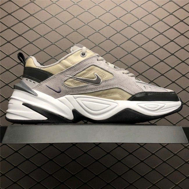 Mens Nike M2K Tekno Sportswear Grey Black White
