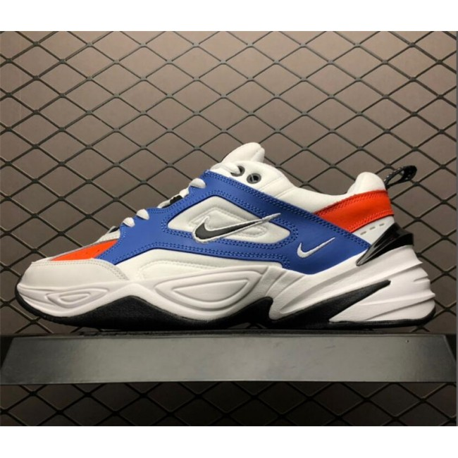 Mens/Womens Nike M2K Tekno Summit White Mountain Blue