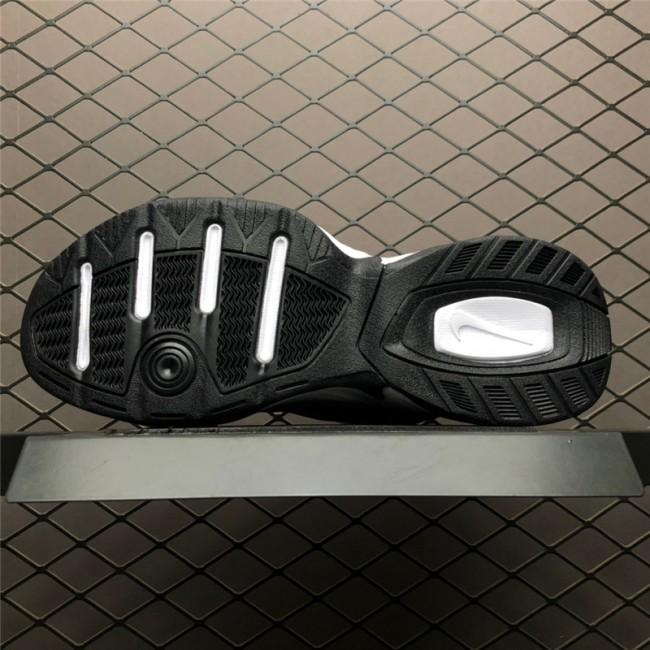 Womens Nike M2K Tekno White Laser Fuchsia Chunky Daddy Shoes