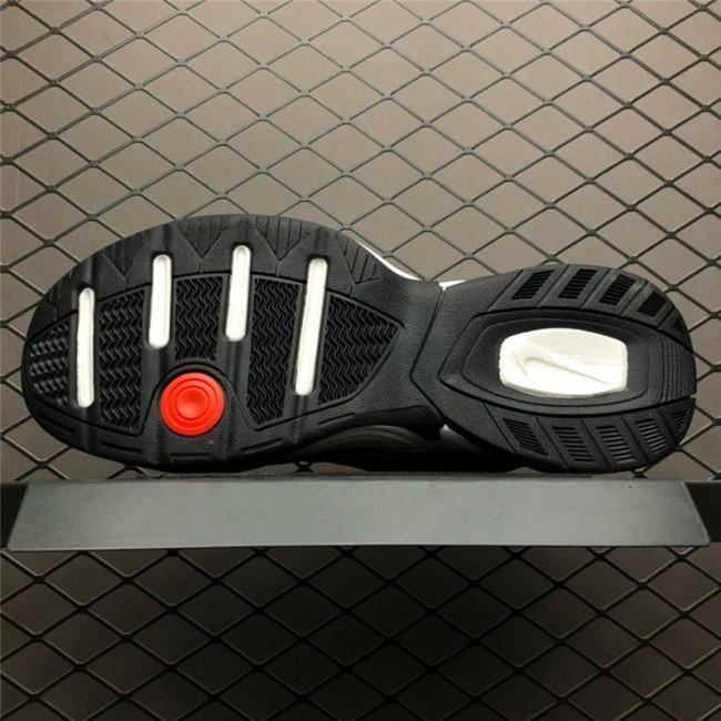 Mens/Womens Nike M2K Tekno White Yellow Red-Black Shoes