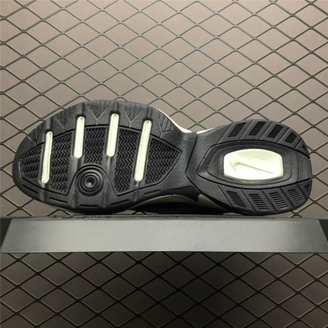 Womens Nike M2K Tekno Hyper Jade Black White