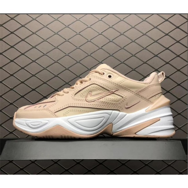 Womens Nike M2K Tekno Particle Beige AO3108-202