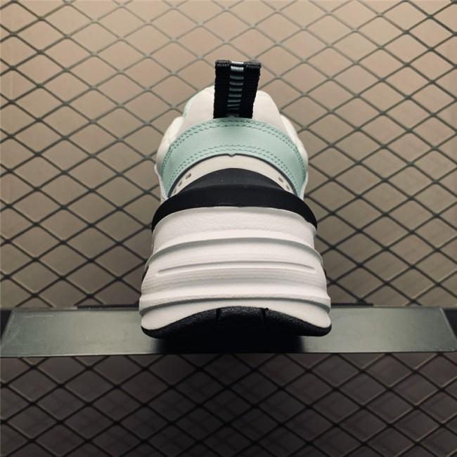 Womens Nike M2K Tekno White Blue AO3108-013