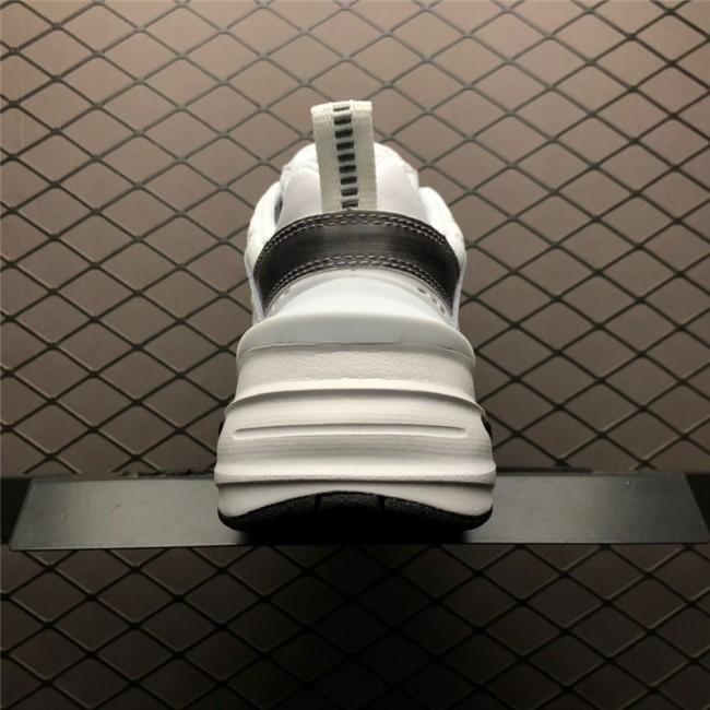 Womens Nike M2K Tekno White Grey BQ3378-100