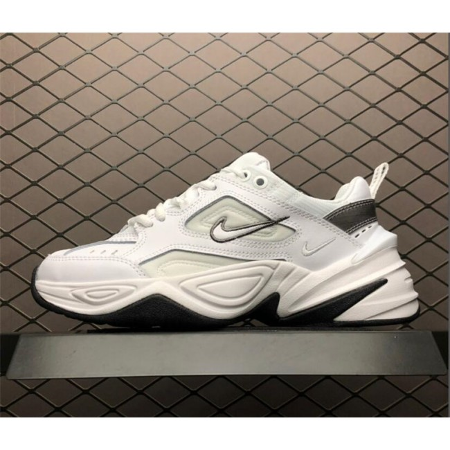 Womens Nike M2K Tekno White Grey BQ3378-100