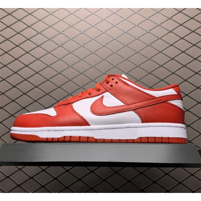 Mens/Womens Nike Dunk Low St Johns University Red White