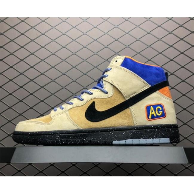 Mens/Womens Acapulco Gold x Nike SB Dunk High Premium Mowabb