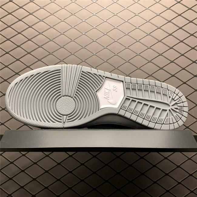Mens/Womens Nike SB Dunks Low Summit White Wolf Grey