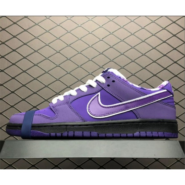 Mens/Womens Concepts x Nike SB Dunk Low Purple Lobster