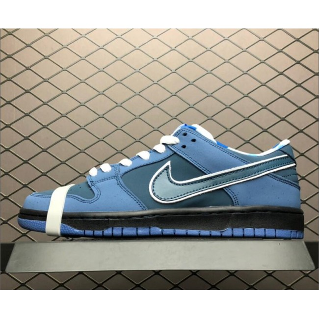 Mens/Womens Nike Dunk Low Premium SB Blue Lobster