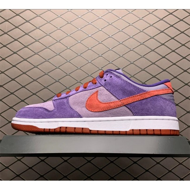 Mens/Womens Nike Dunk Low Retro Vol. 1 SP Daybreak Barn-Plum Shoes