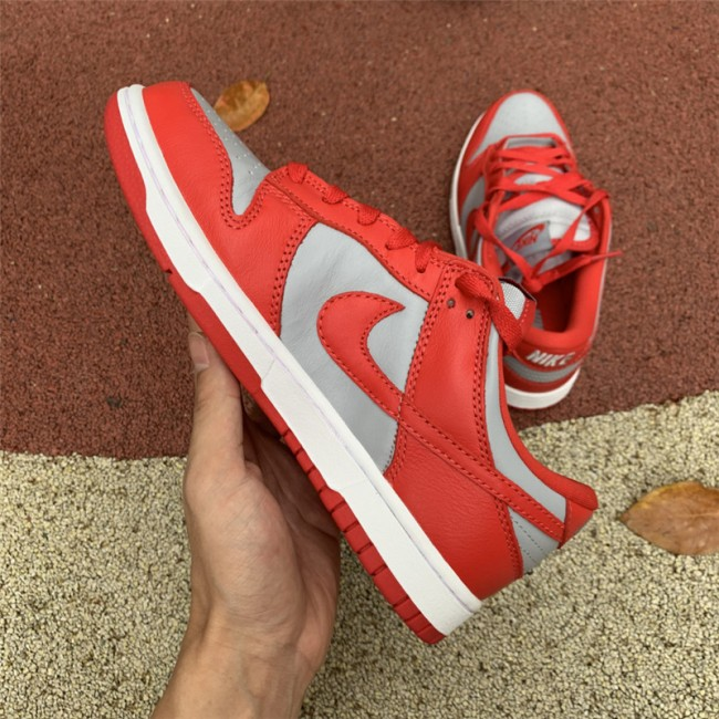 Mens/Womens Nike Dunk Low SP University Red Shoes