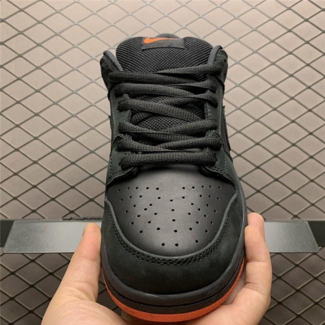 Mens/Womens Nike SB Dunk Low TRD QS Pigeon Black Sienna