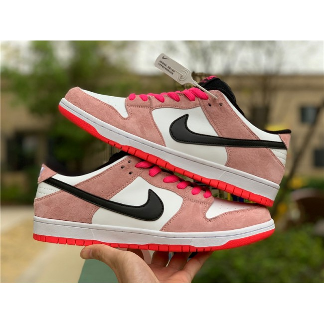Mens/Womens Nike SB Dunk Low TRD QS White Sienna QB6232-901