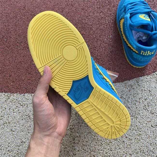 Mens/Womens Grateful Dead x Nike SB Dunk Low Blue Bear