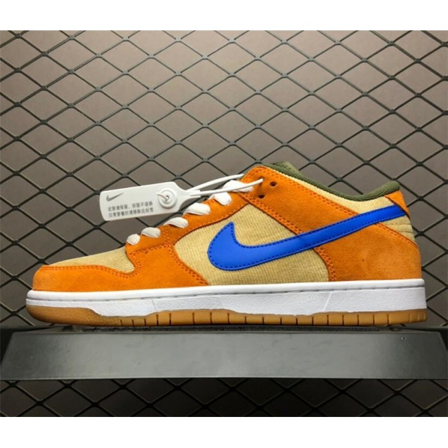 Mens New Release Nike Dunk Low Pro SB Corduroy Dusty Peach