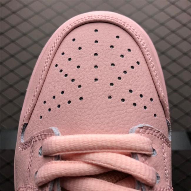 Womens Nike SB Zoom Dunk High PRO Pink White Free Shipping