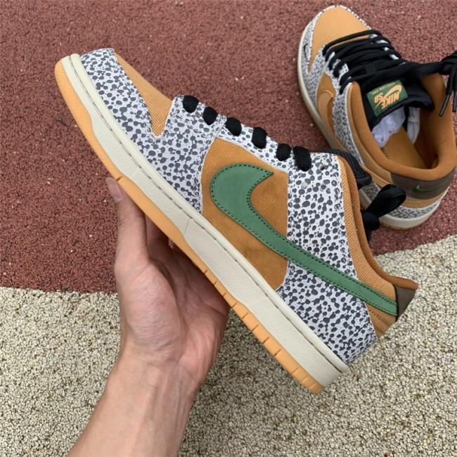 Mens/Womens Nike SB Dunk Low Pro Safari