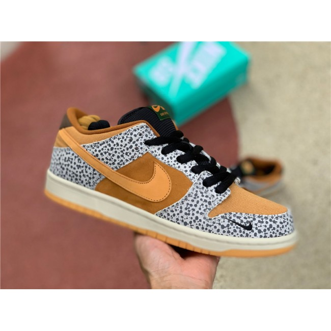Mens/Womens Nike SB Dunk Low Pro Safari