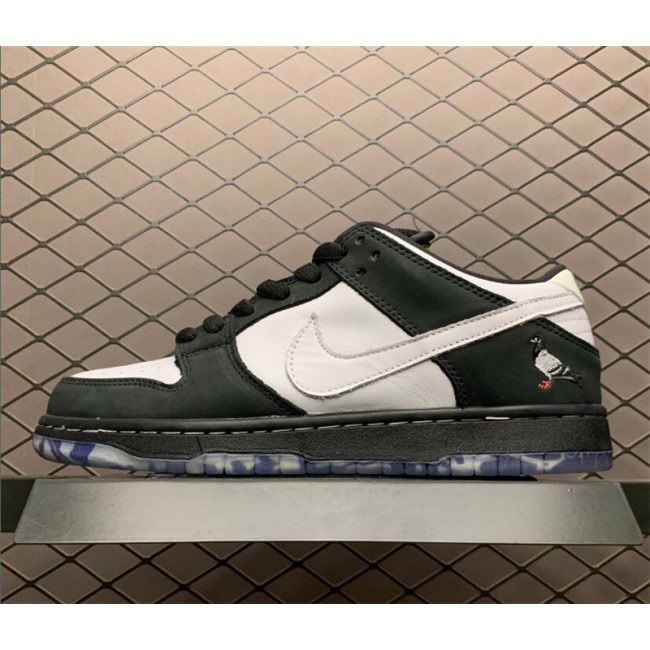Mens/Womens Staple x Nike SB Dunk Panda Pigeon Black White