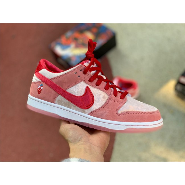 Mens/Womens StrangeLove x Nike SB Dunk Low Valentines Day