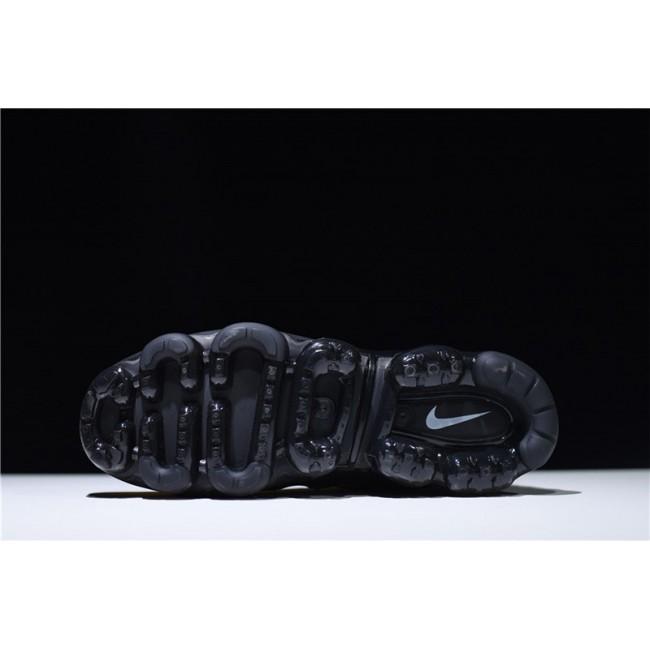 Mens Nike Air Vapormax Plus TM Black Orange