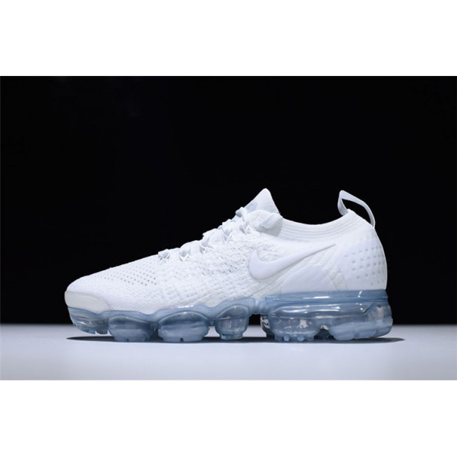 Mens/Womens Latest Nike Air VaporMax 2.0 Triple White White White