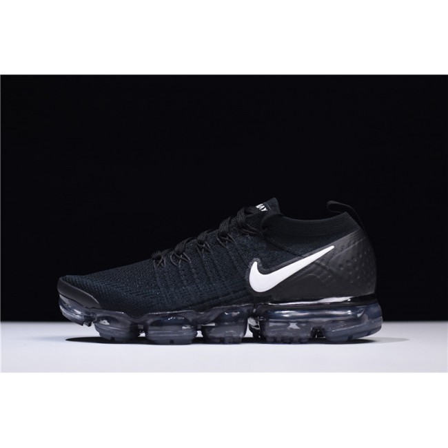 Mens Nike Air VaporMax 2.0 Black White Dark Grey