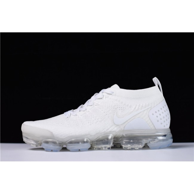 Mens/Womens Nike Air Vapormax 2.0 Triple White White Pure Platinum