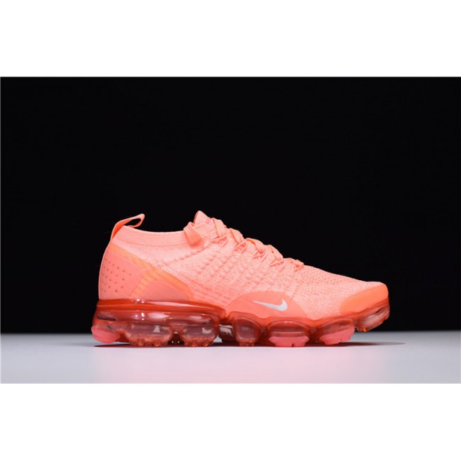 Womens Nike Air VaporMax 2.0 Crimson Pulse Sail-Coral Sand
