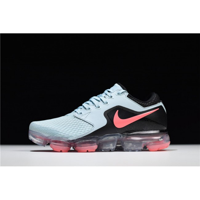 Womens Nike Air Vapormax Ocean Bliss Black-Hot Punch