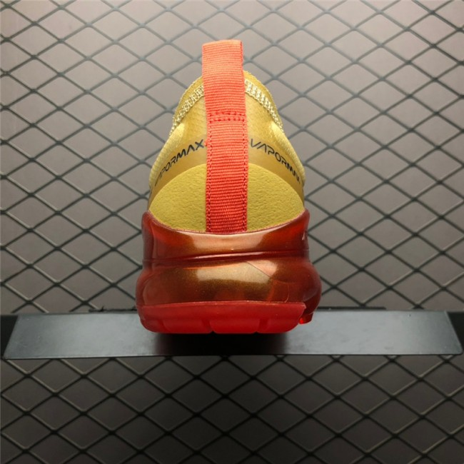 Mens Nike Air VaporMax Club Gold Ember Glow